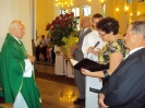 Podziękowanie za posługę kapłańską