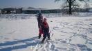 zimowa zbiórka w terenie