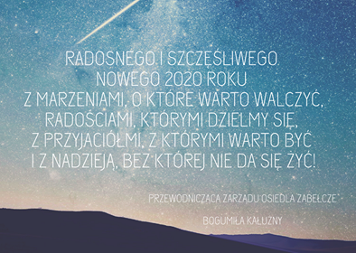 do siego roku 2020